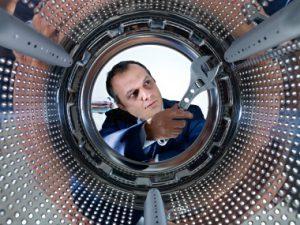 wasmachine maken almere